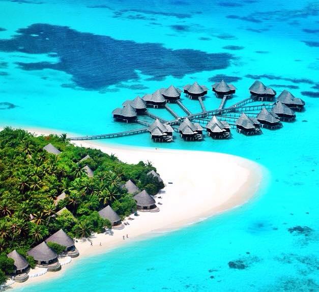 Gabriela Simion Vacanta in Maldive