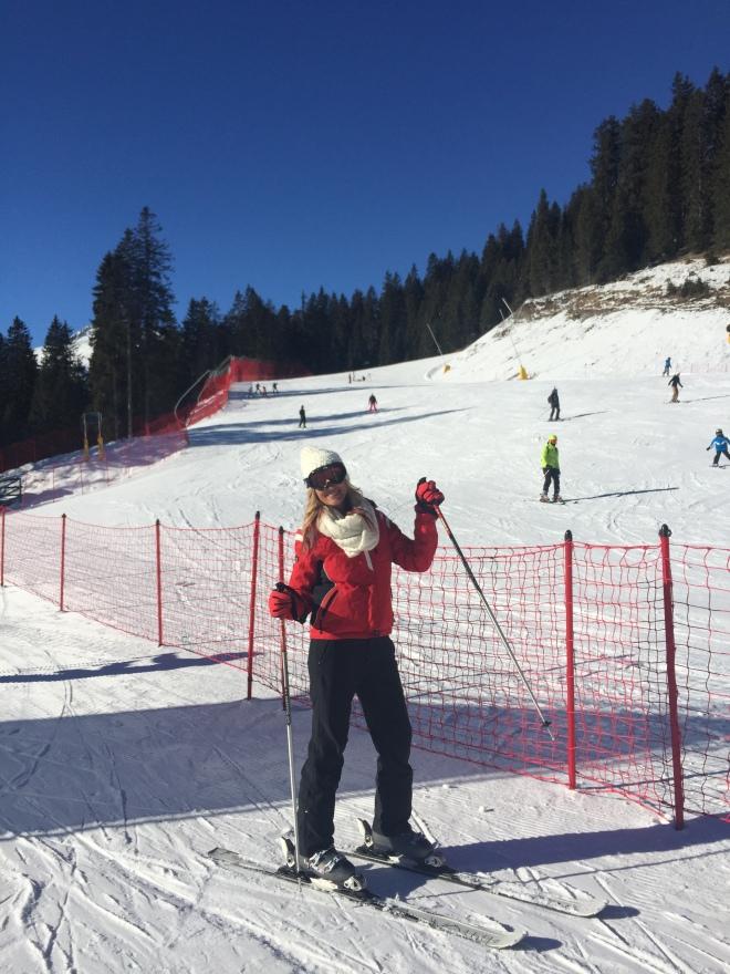 Gabriela Simion Sejur Ski Italia Madonna di Campiglio