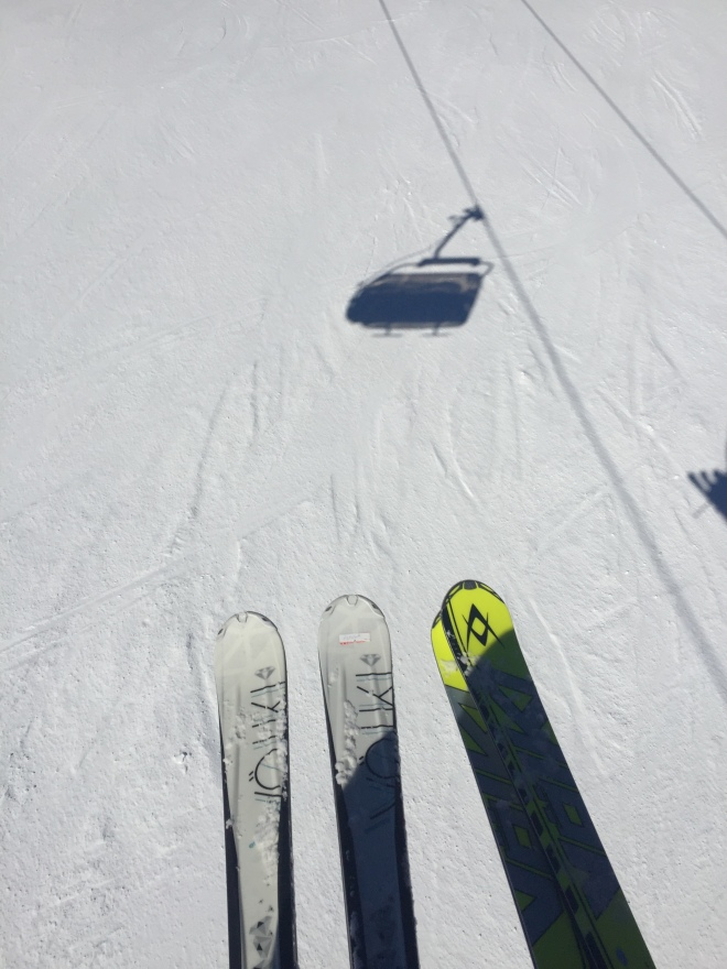 Poze Gabriela Simion Sejur Ski Italia Madonna di Campiglio
