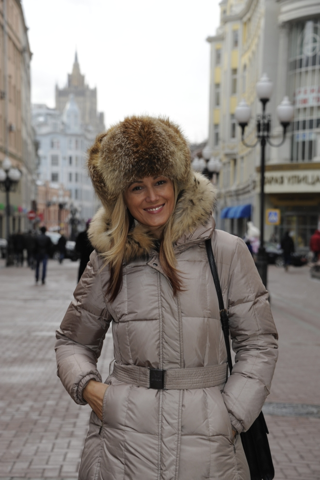 Excursii Calde cu Gabriela Simion in Moscova