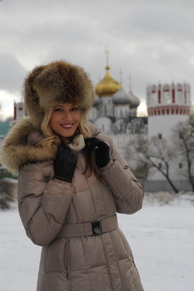 Zapada si Zambete Gabriela Simion in Moscova