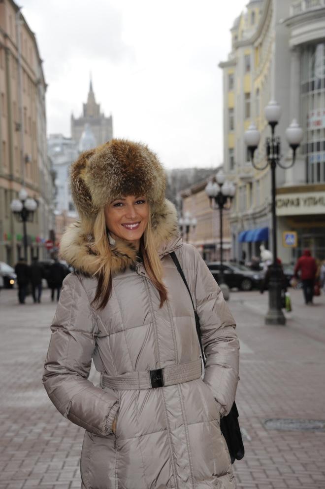 Vacante Friguroase Gabriela Simion in Moscova