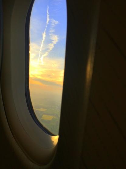 Gabriela Simion Vacanta in Maroc Poze din Avion