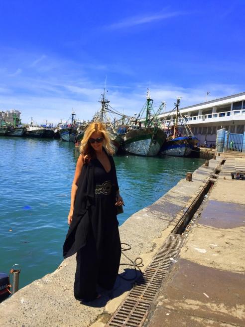 Gabriela Simion Excursie in Maroc