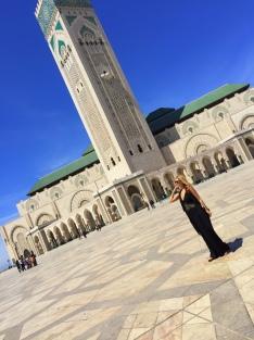 Gabriela Simion Travel Maroc Casablanca