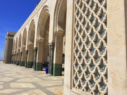 Calatorie cu Gabriela Simion in Maroc Casablanca