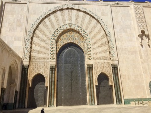 Gabriela Simion Maroc Casablanca Atractii Turistice