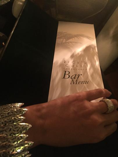Seara cu Gabriela Simion in Maroc Casablanca