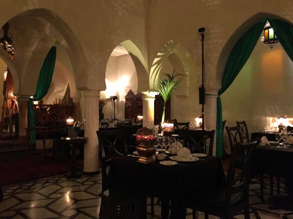 Gabriela Simion Maroc Casablanca Restaurant