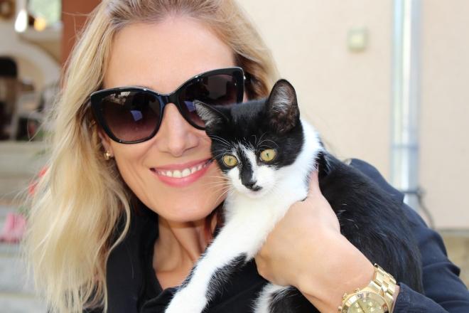 Gabriela Simion Vacanta Covasna Povesti cu Pisici