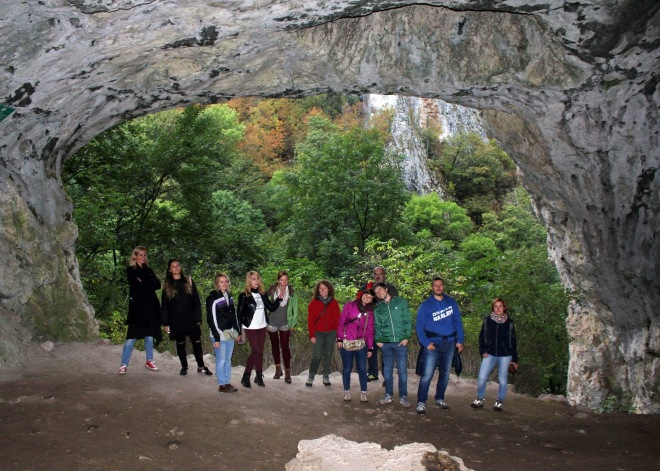 Gabriela Simion Excursie in Covasna Grup