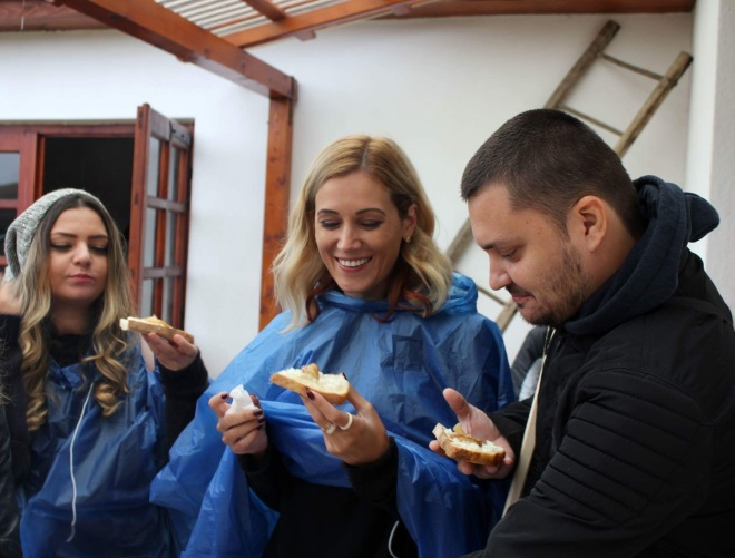 Gabriela Simion Vacanta Culinara in Covasna