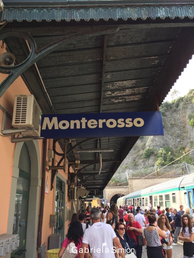 Monterosso al Mare Cinque Terre Gabriela Simion