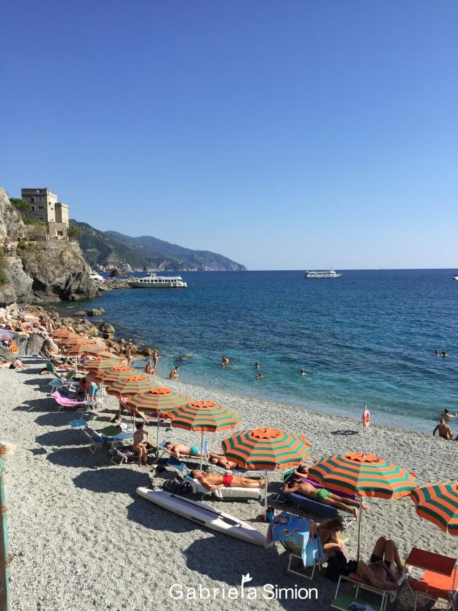 Cinque Terre Vacanta la Soare in Italia