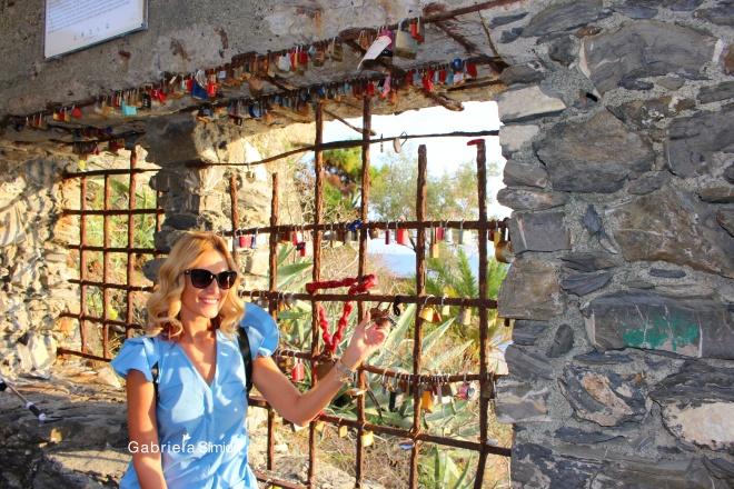 Cinque Terre Via dell'Amore Gabriela Simion