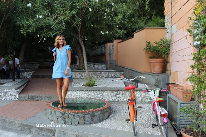 Cinque Terre Vacanta cu Bicicleta