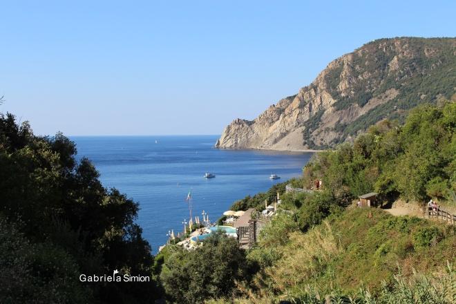 Peisaje de Vacanta Cinque Terre Italia