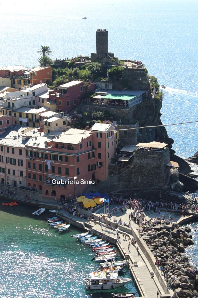 Imagini de Vacanta Cinque Terre