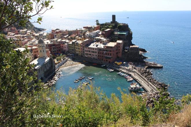 Vedere de Vacanta Cinque Terre Italia