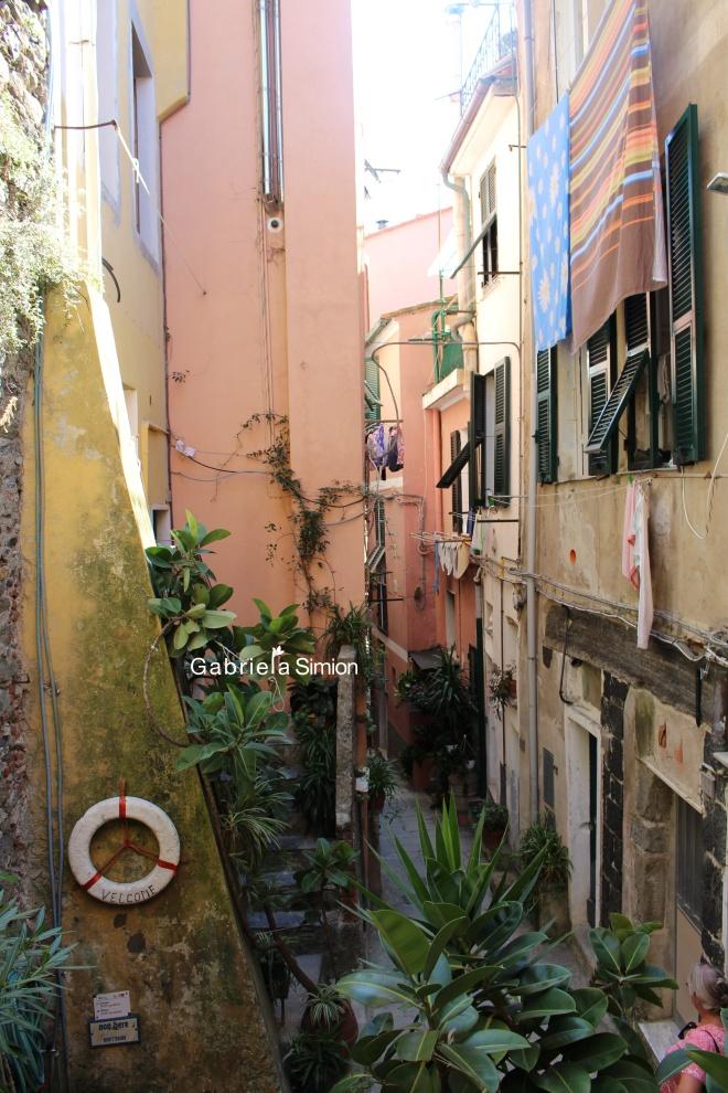 Orase Cochete Cinque Terre Italia