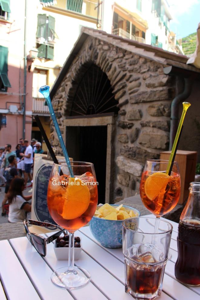 Relaxare la Restaurant Cinque Terre Italia
