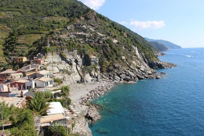 Peisaje Italiene Gabriela Simion Cinque Terre