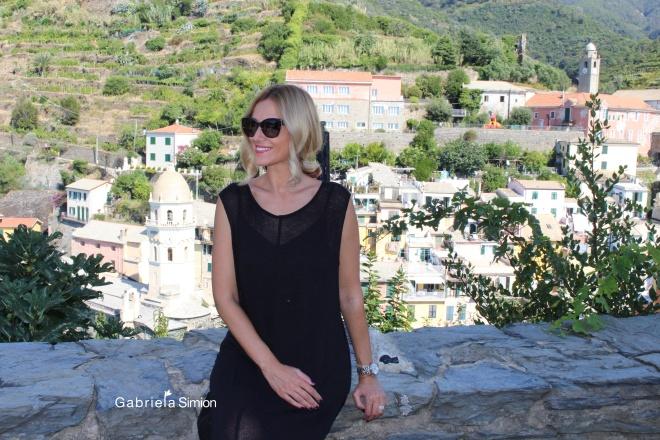 Cinque Terre Italia Gabriela Pozeaza Zambind