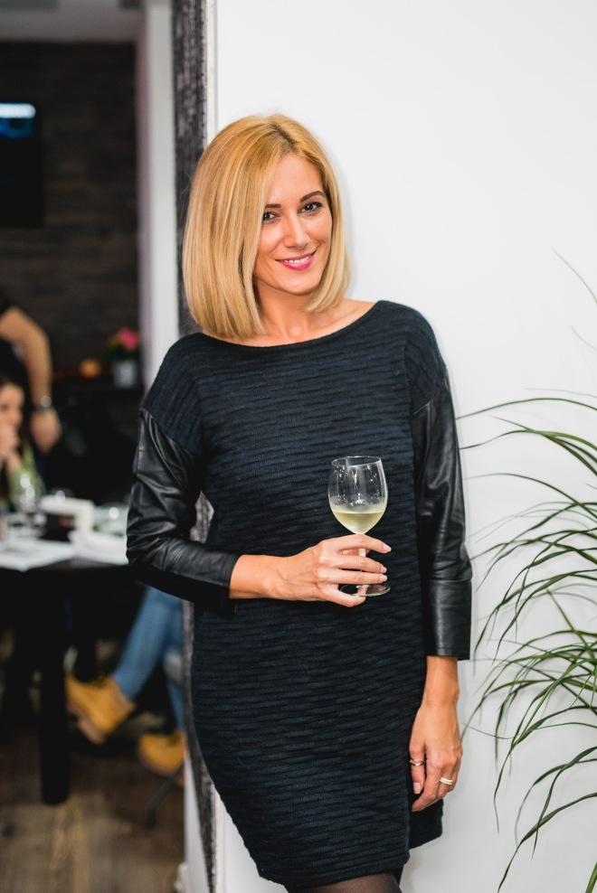 Chef Gabriela Simion The Mix Bucuresti