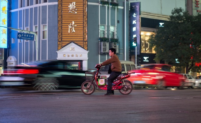 Biciclete Chinezesti Vacanta in China