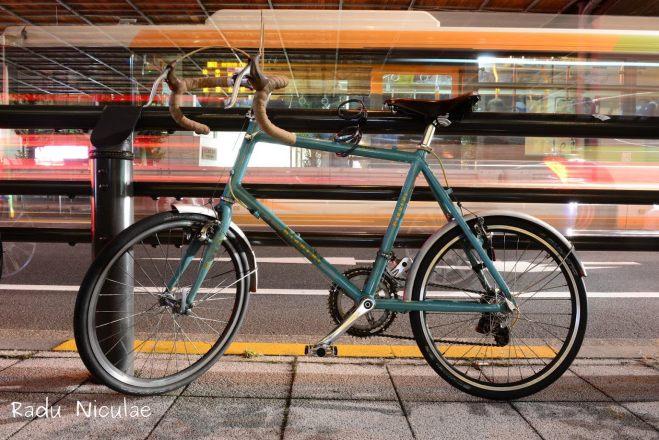 Nikon D800 Biciclete Tokyo