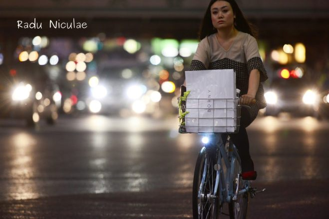 Poze cu Biciclete in Tokyo