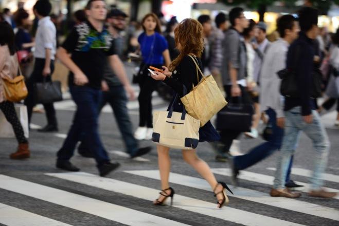 Vacanta la Tokyo Pe Strada