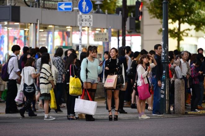 Poze Vacanta la Tokyo