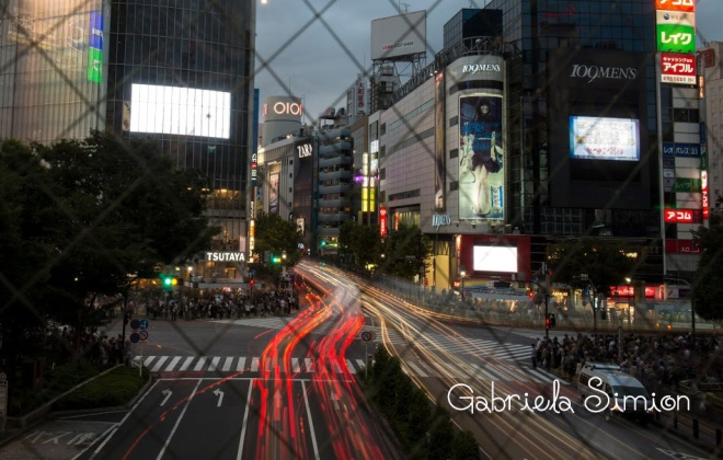 Vacanta in Tokyo Intersectia Shibuya ND