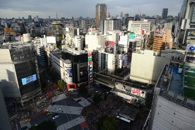Shibuya Tokyo De Sus