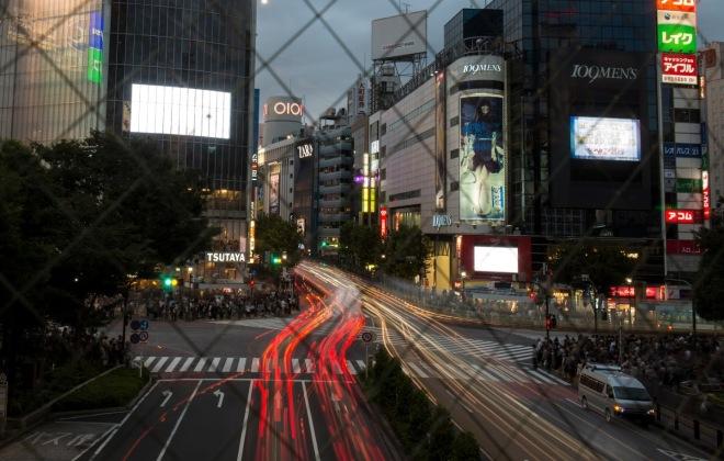 Poze Shibuya Tokyo