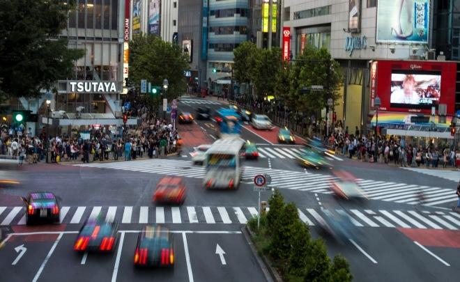 Imagini de Vacanta Shibuya Tokyo