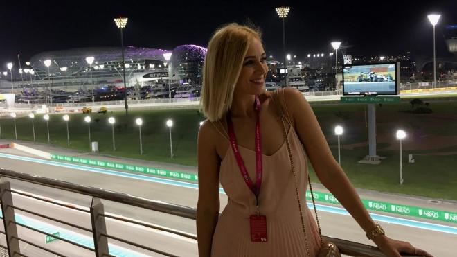 Gabriela Simion Formula 1 Abu Dhabi