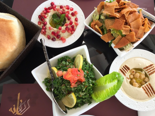 Gabriela Simion Abu Dhabi Vacanta Culinara