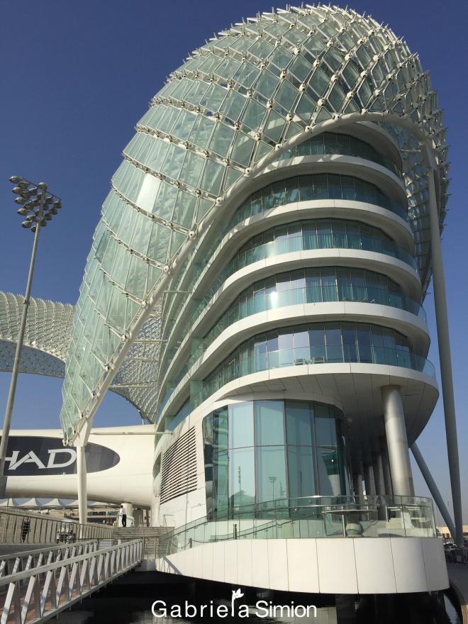 Gabriela Simion Abu Dhabi Arhitectura