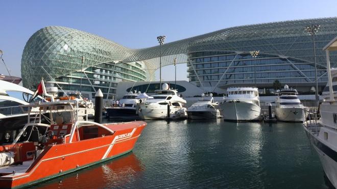 Calatorii Gabriela Simion Abu Dhabi
