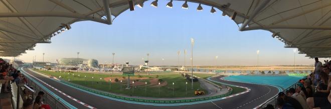 Poze Yas Marina Formula 1 Circuit