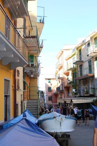 Italia 2017 Gabriela Simion Cinque Terre