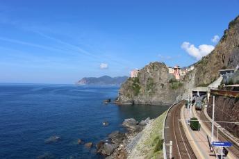 Plimbare cu Trenul Gabriela Simion Cinque Terre