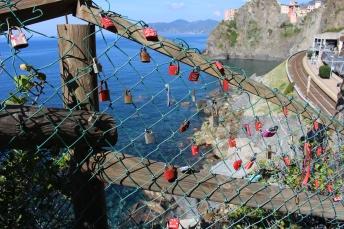 Lacatele Iuburii Gabriela Simion Cinque Terre
