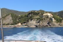 Excursie cu Barca Gabriela Simion Cinque Terre