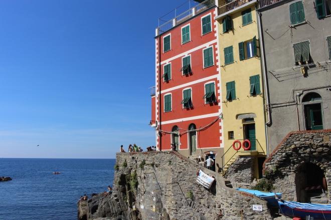 Gabriela Simion Cinque Terre Vacanta Printre Culori