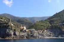 Poze Gabriela Simion Cinque Terre