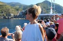 Italia Gabriela Simion Cinque Terre