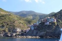 Riviera Italiana Gabriela Simion Cinque Terre